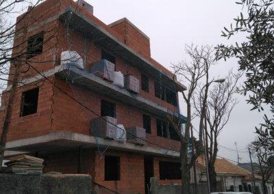 Dirección de ejecución edificio viviendas madrid